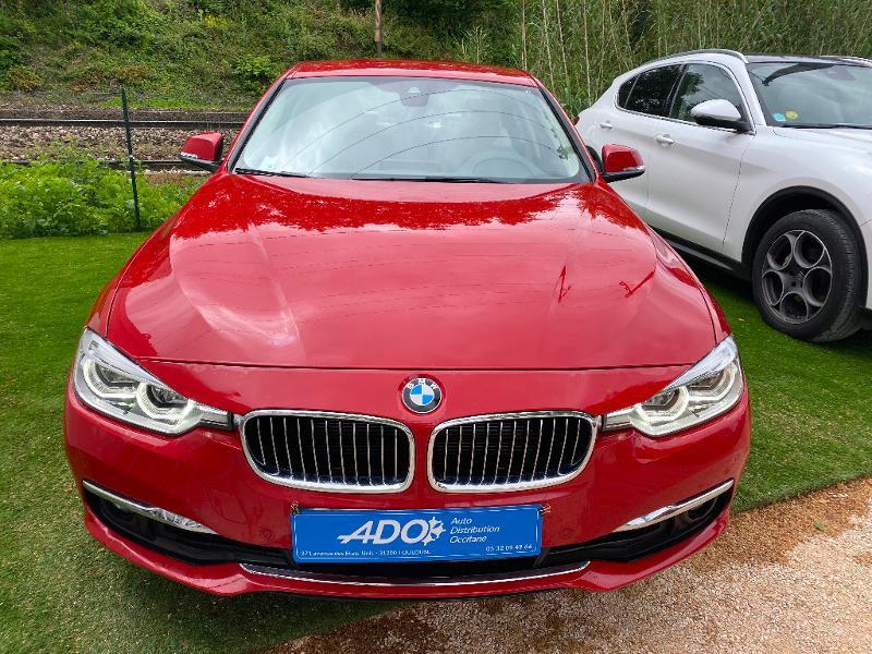 Photo 2 de l'offre de BMW Serie 3 318i 136ch Luxury à 20990€ chez ADO - Auto Distribution Occitane - Toulouse