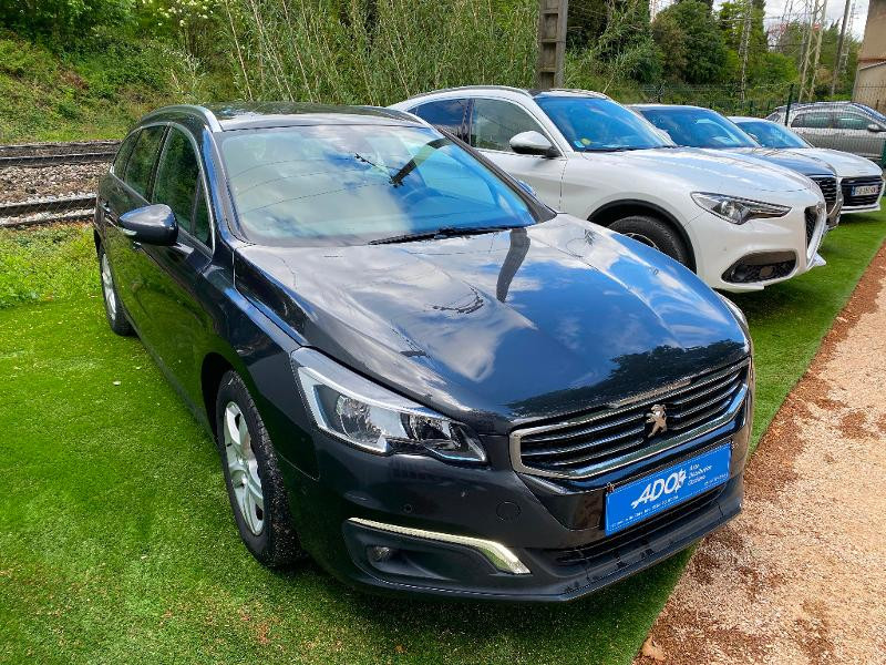 Photo 3 de l'offre de PEUGEOT 508 SW 1.6 BlueHDi 120ch Active Business S&S EAT6 à 12490€ chez ADO - Auto Distribution Occitane - Toulouse