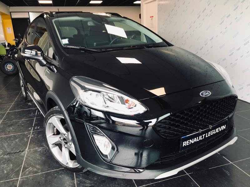 Ford Fiesta Active 1.5 TDCI 85ch S&S Euro6.2 Diesel NOIR Occasion à vendre