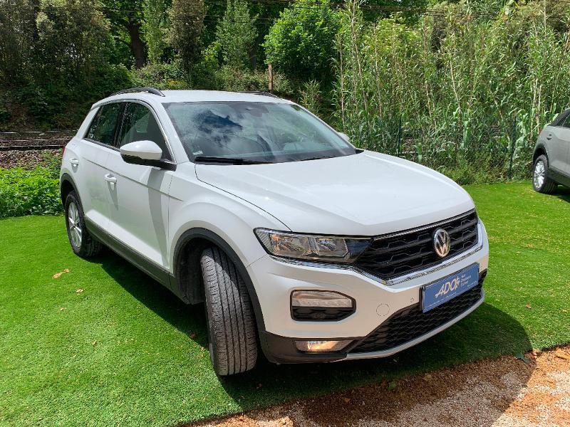 Volkswagen T-Roc 1.0 TSI 115ch Lounge Euro6d-T Essence BLANC Occasion à vendre