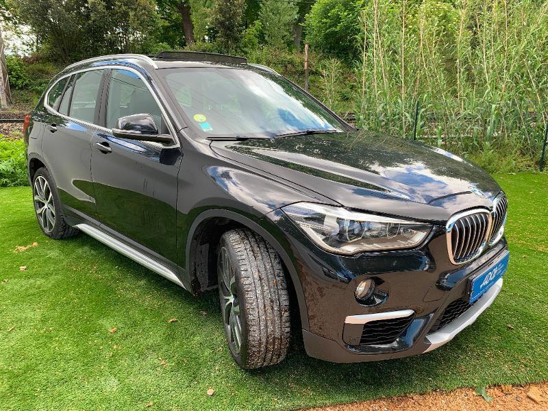 Bmw X1 sDrive18dA 150ch xLine Diesel NOIR Occasion à vendre