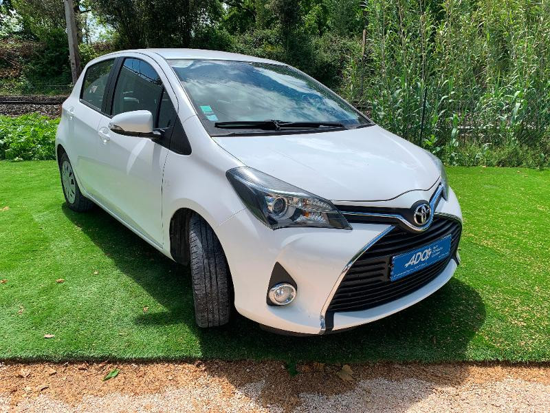 Toyota Yaris 90 D-4D Business 5p Diesel BLANC Occasion à vendre