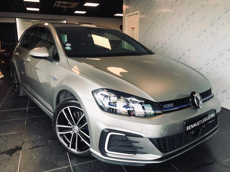 Volkswagen Golf 1.4 TSI 204ch GTE DSG6 5p Hybride GRIS Occasion à vendre