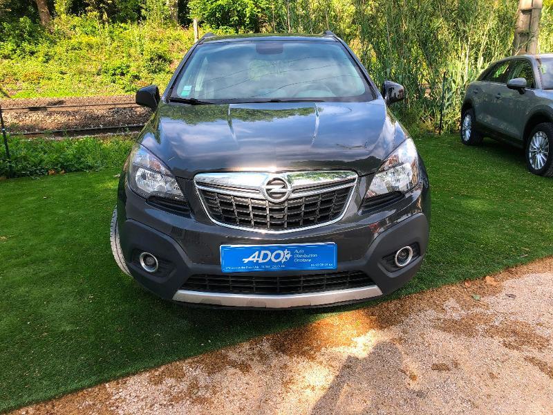 Photo 2 de l'offre de OPEL Mokka 1.6 CDTI 136ch Cosmo Pack ecoFLEX Start&Stop 4x2 à 11990€ chez ADO - Auto Distribution Occitane - Toulouse