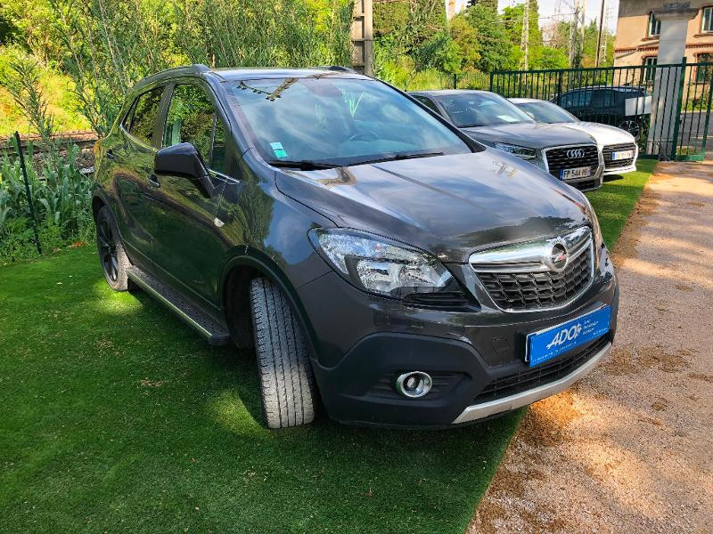 Photo 3 de l'offre de OPEL Mokka 1.6 CDTI 136ch Cosmo Pack ecoFLEX Start&Stop 4x2 à 11990€ chez ADO - Auto Distribution Occitane - Toulouse