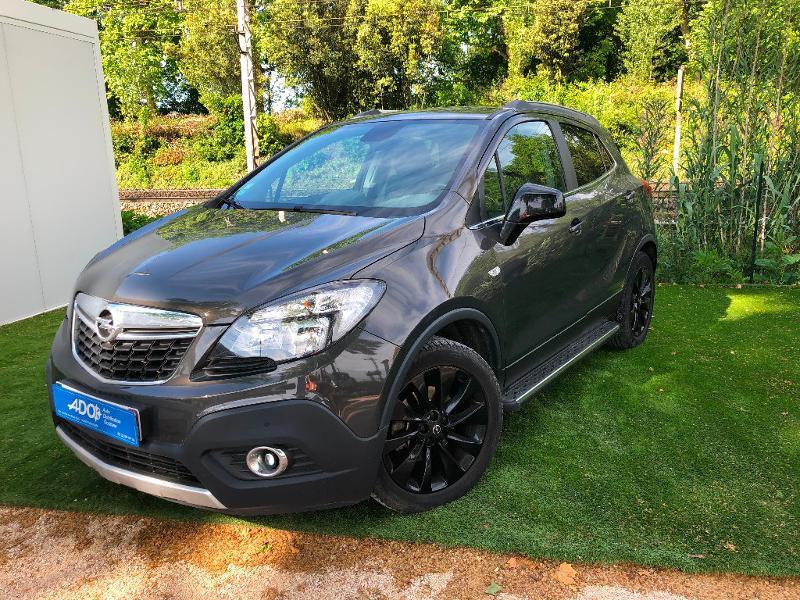 Opel Mokka 1.6 CDTI 136ch Cosmo Pack ecoFLEX Start&Stop 4x2 Diesel GRIS F Occasion à vendre