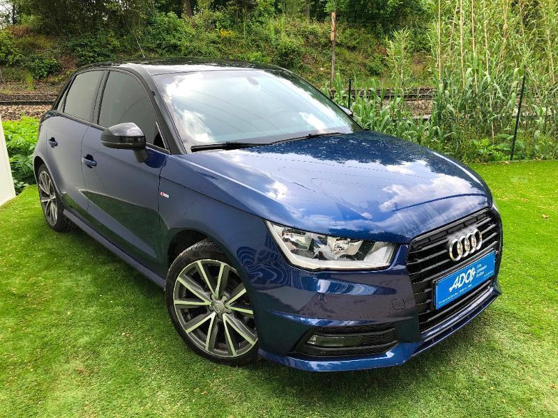Audi A1 Sportback 1.0 TFSI 95ch ultra Essence Bleu Occasion à vendre