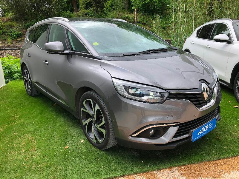 Renault Grand Scenic 1.6 dCi 160ch Energy Intens EDC Diesel gris Occasion à vendre