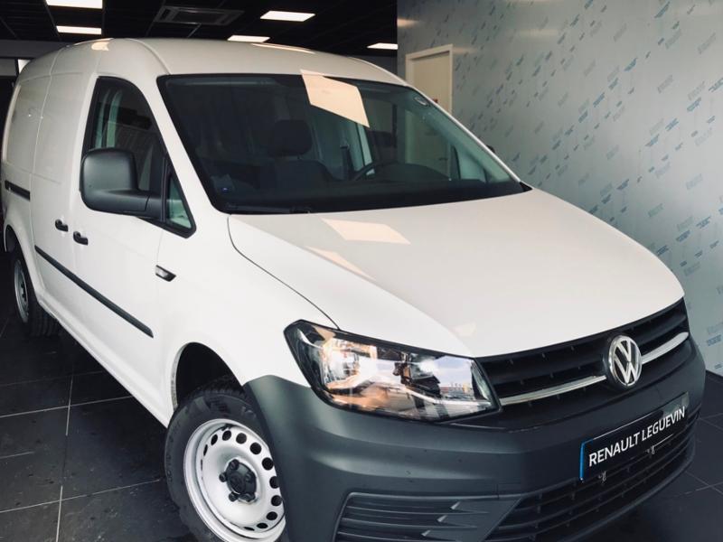 Volkswagen Caddy Van Maxi 2.0 TDI 102ch Business Line Diesel BLANC Occasion à vendre