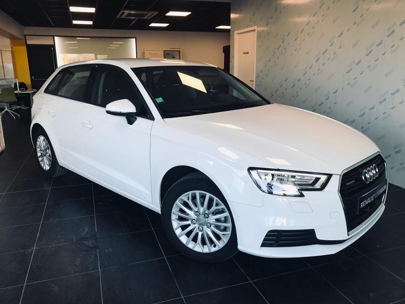 Audi A3 Sportback 2.0 TDI 150ch quattro Diesel BLANC Occasion à vendre