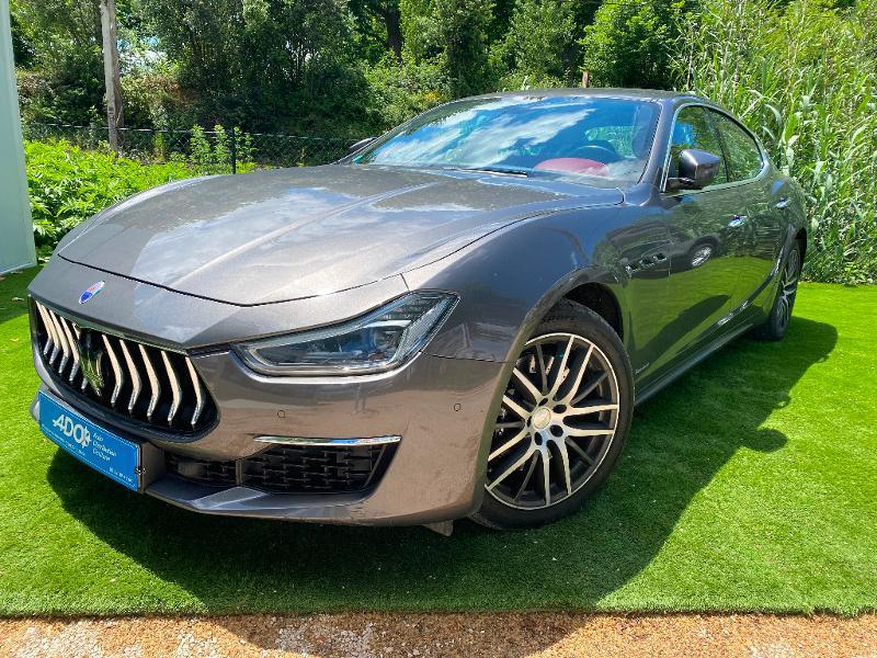 Maserati Ghibli 3.0 V6 275ch Diesel GrandLusso Diesel GRIS Occasion à vendre