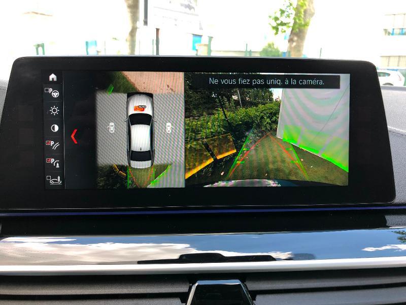 Photo 15 de l'offre de BMW Serie 5 530dA 265ch Luxury Steptronic à 34990€ chez ADO - Auto Distribution Occitane - Toulouse