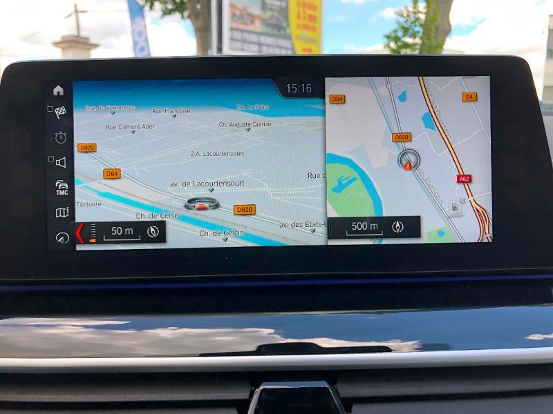 Photo 14 de l'offre de BMW Serie 5 530dA 265ch Luxury Steptronic à 34990€ chez ADO - Auto Distribution Occitane - Toulouse