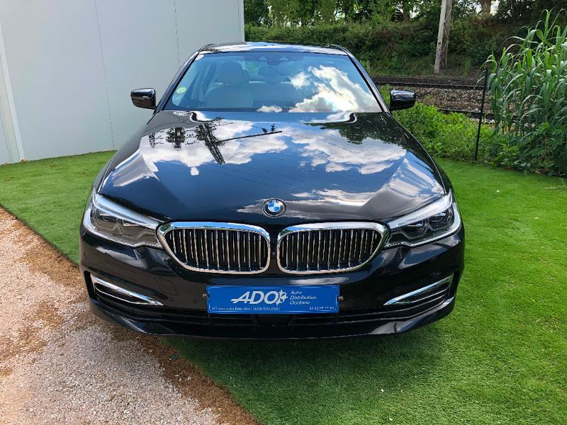 Photo 2 de l'offre de BMW Serie 5 530dA 265ch Luxury Steptronic à 34990€ chez ADO - Auto Distribution Occitane - Toulouse