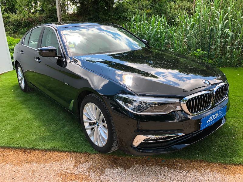 Photo 1 de l'offre de BMW Serie 5 530dA 265ch Luxury Steptronic à 34990€ chez ADO - Auto Distribution Occitane - Toulouse