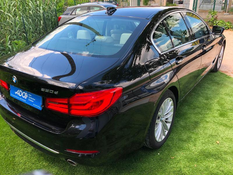 Photo 4 de l'offre de BMW Serie 5 530dA 265ch Luxury Steptronic à 34990€ chez ADO - Auto Distribution Occitane - Toulouse
