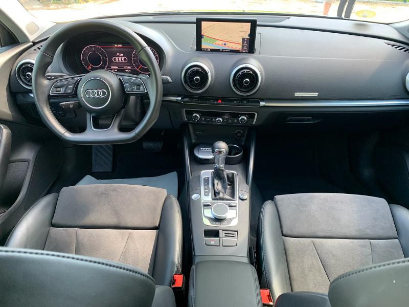 Photo 10 de l'offre de AUDI A3 Sportback 2.0 TDI 150ch Design luxe S tronic 7 à 25990€ chez ADO - Auto Distribution Occitane - Toulouse