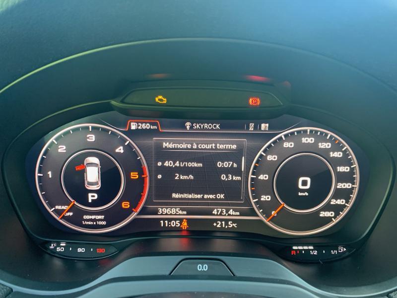 Photo 11 de l'offre de AUDI A3 Sportback 2.0 TDI 150ch Design luxe S tronic 7 à 25990€ chez ADO - Auto Distribution Occitane - Toulouse