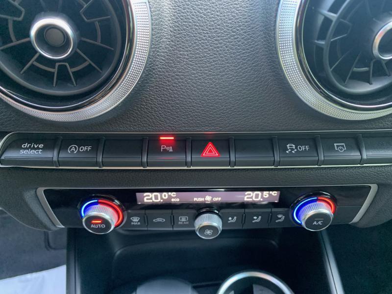 Photo 14 de l'offre de AUDI A3 Sportback 2.0 TDI 150ch Design luxe S tronic 7 à 25990€ chez ADO - Auto Distribution Occitane - Toulouse