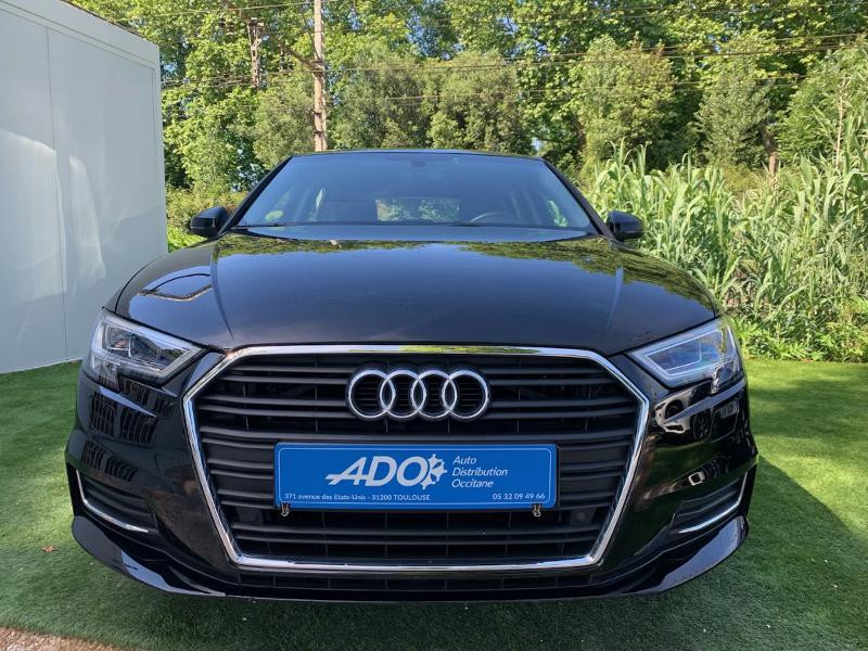 Photo 2 de l'offre de AUDI A3 Sportback 2.0 TDI 150ch Design luxe S tronic 7 à 25990€ chez ADO - Auto Distribution Occitane - Toulouse