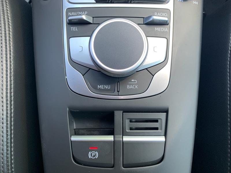 Photo 15 de l'offre de AUDI A3 Sportback 2.0 TDI 150ch Design luxe S tronic 7 à 25990€ chez ADO - Auto Distribution Occitane - Toulouse