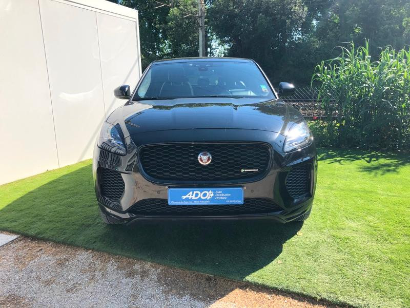 Photo 2 de l'offre de JAGUAR E-Pace 2.0D 180ch R-Dynamic Première Edition AWD BVA9 à 33990€ chez ADO - Auto Distribution Occitane - Toulouse