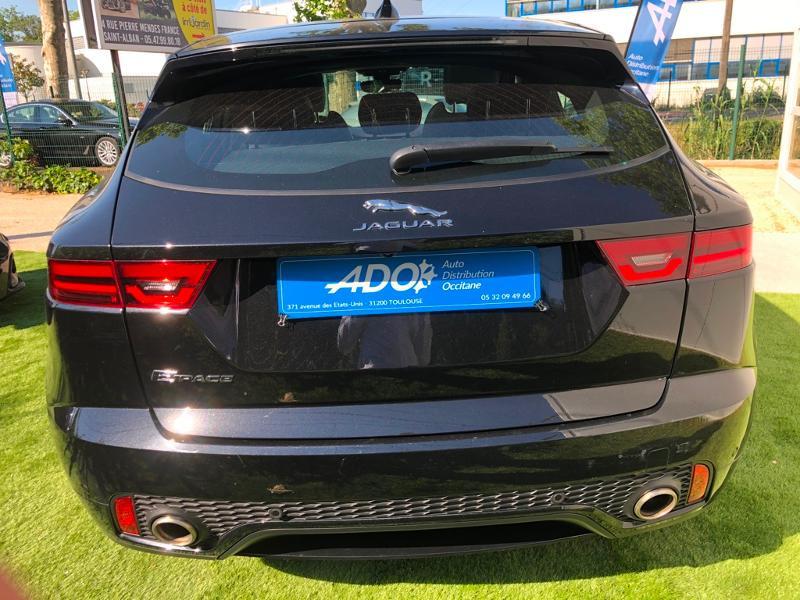 Photo 3 de l'offre de JAGUAR E-Pace 2.0D 180ch R-Dynamic Première Edition AWD BVA9 à 33990€ chez ADO - Auto Distribution Occitane - Toulouse