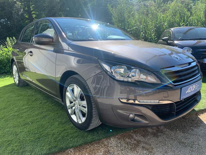 Peugeot 308 1.6 THP 125ch Active 5p Essence MARRON Occasion à vendre