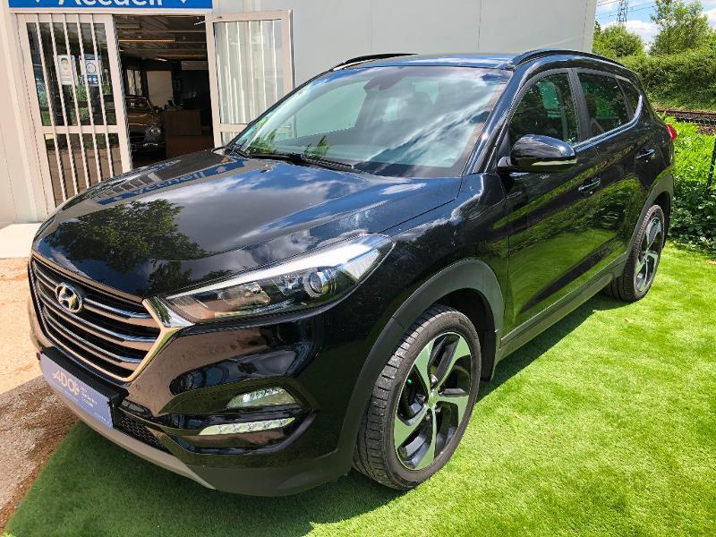 Photo 3 de l'offre de HYUNDAI Tucson 1.7 CRDI 141ch Executive 2WD DCT-7 à 17490€ chez ADO - Auto Distribution Occitane - Toulouse
