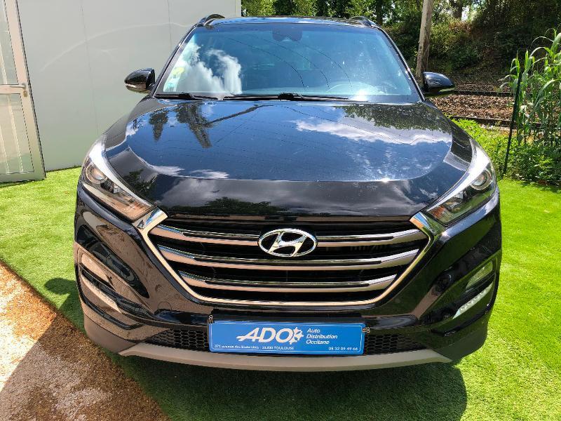 Photo 2 de l'offre de HYUNDAI Tucson 1.7 CRDI 141ch Executive 2WD DCT-7 à 17490€ chez ADO - Auto Distribution Occitane - Toulouse