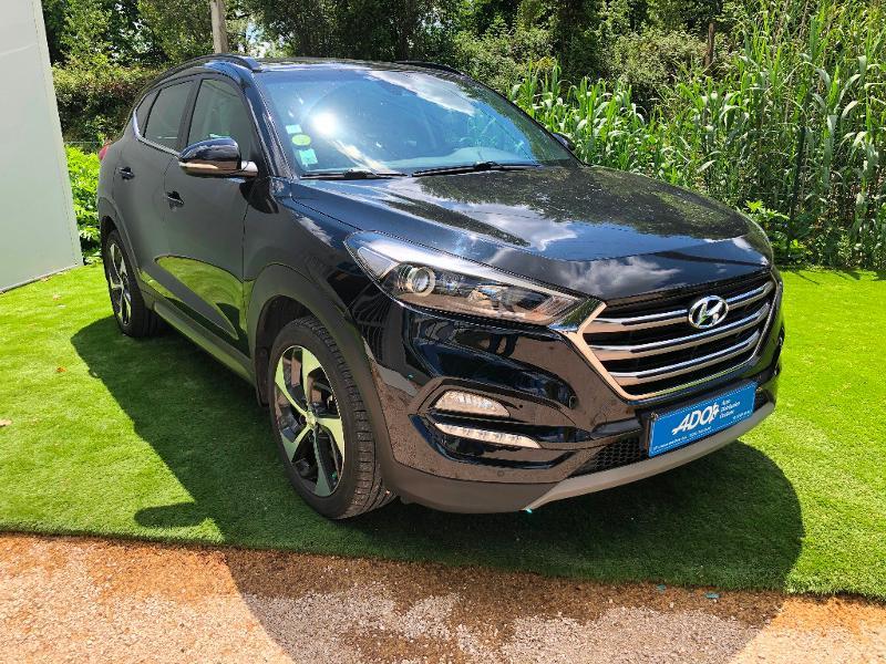 Hyundai Tucson 1.7 CRDI 141ch Executive 2WD DCT-7 Diesel NOIR Occasion à vendre