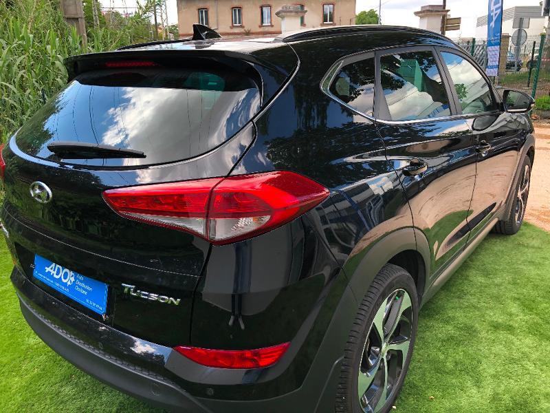Photo 4 de l'offre de HYUNDAI Tucson 1.7 CRDI 141ch Executive 2WD DCT-7 à 17490€ chez ADO - Auto Distribution Occitane - Toulouse