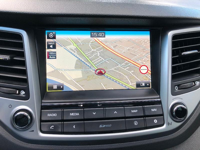 Photo 12 de l'offre de HYUNDAI Tucson 1.7 CRDI 141ch Executive 2WD DCT-7 à 17490€ chez ADO - Auto Distribution Occitane - Toulouse