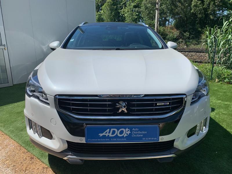 Photo 2 de l'offre de PEUGEOT 508 RXH 2.0 BlueHDi 180ch FAP EAT6 à 14990€ chez ADO - Auto Distribution Occitane - Toulouse