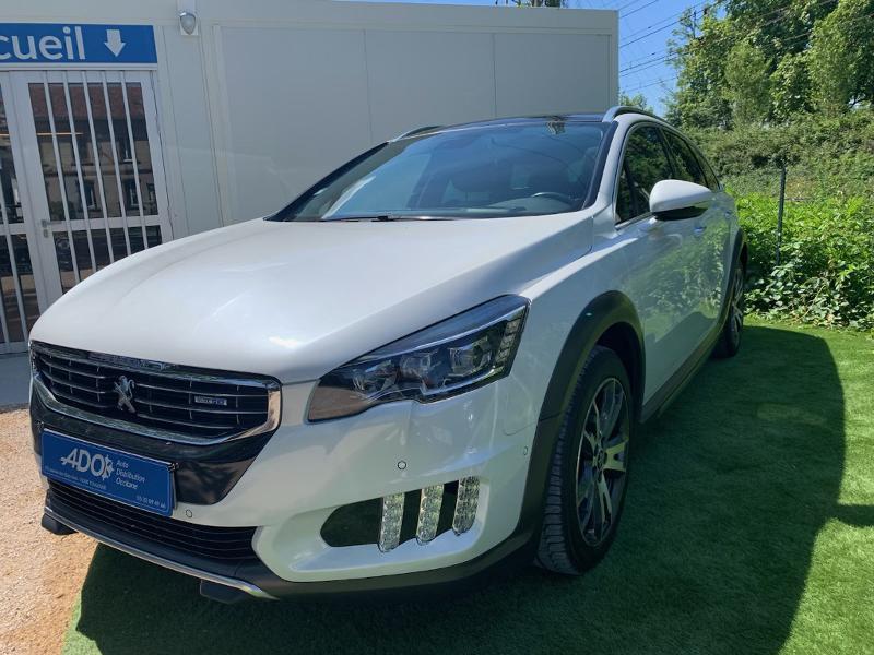 Photo 3 de l'offre de PEUGEOT 508 RXH 2.0 BlueHDi 180ch FAP EAT6 à 14990€ chez ADO - Auto Distribution Occitane - Toulouse