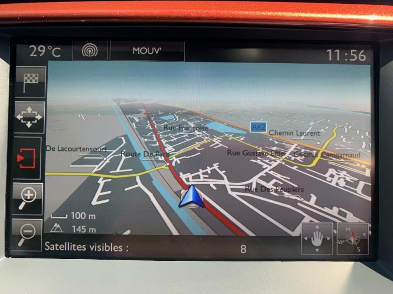 Photo 13 de l'offre de PEUGEOT 508 RXH 2.0 BlueHDi 180ch FAP EAT6 à 14990€ chez ADO - Auto Distribution Occitane - Toulouse