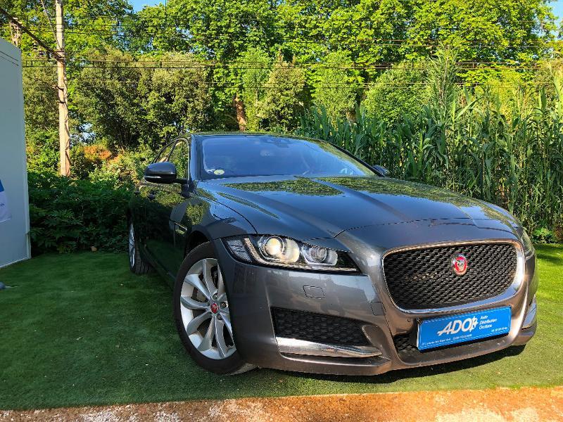 Jaguar XF 2.0D 180ch Prestige BVA Diesel GRIS Occasion à vendre