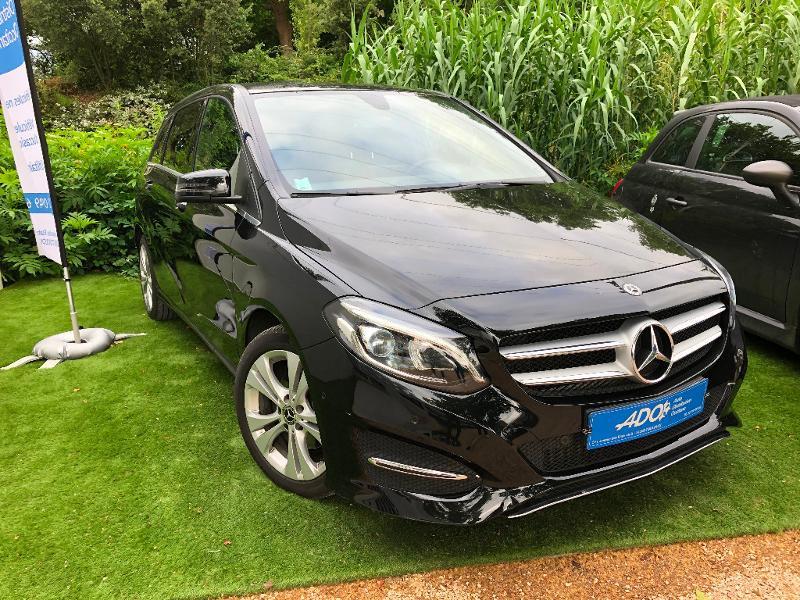 Mercedes-Benz Classe B 200d 136ch Sensation 7G-DCT Euro6c Diesel NOIR Occasion à vendre