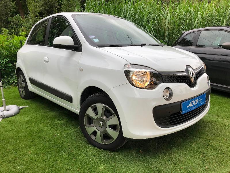 Renault Twingo 1.0 SCe 70ch Stop&Start Zen eco² Essence BLANC Occasion à vendre
