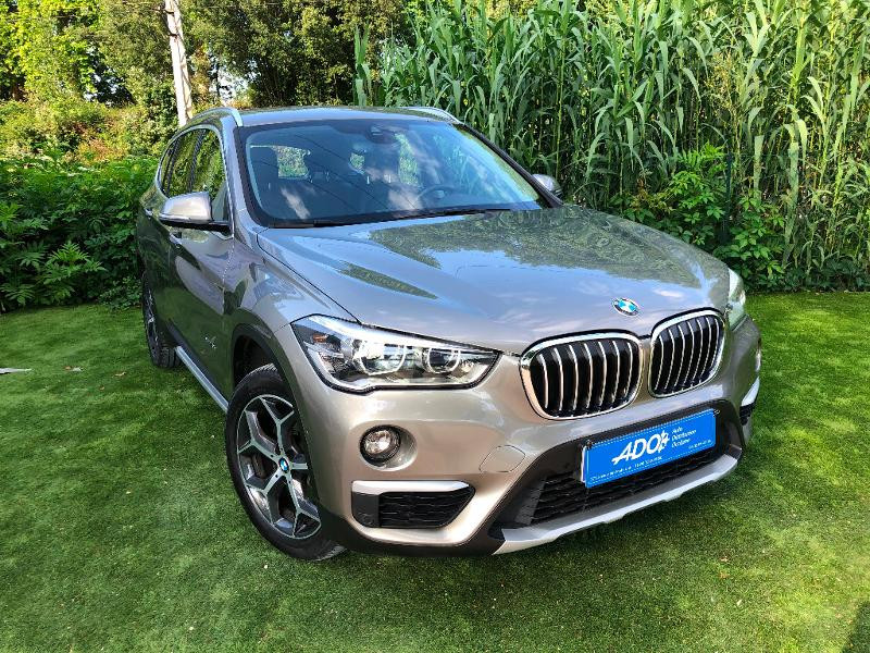 Bmw X1 xDrive18dA 150ch xLine Euro6c Diesel Gris Foncé Métal Occasion à vendre