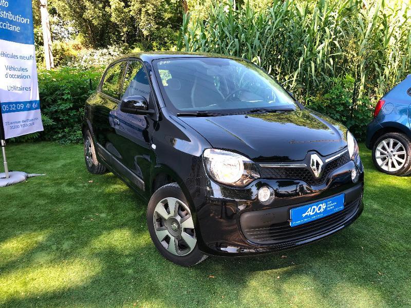 Renault Twingo 0.9 TCe 90ch energy Zen Euro6c Essence Noir Occasion à vendre