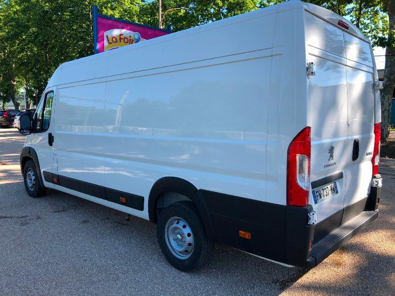 Photo 4 de l'offre de PEUGEOT Boxer Fg 435 L4H2 2.2 BlueHDi S&S 165ch Asphalt à 27990€ chez ADO - Auto Distribution Occitane - Toulouse