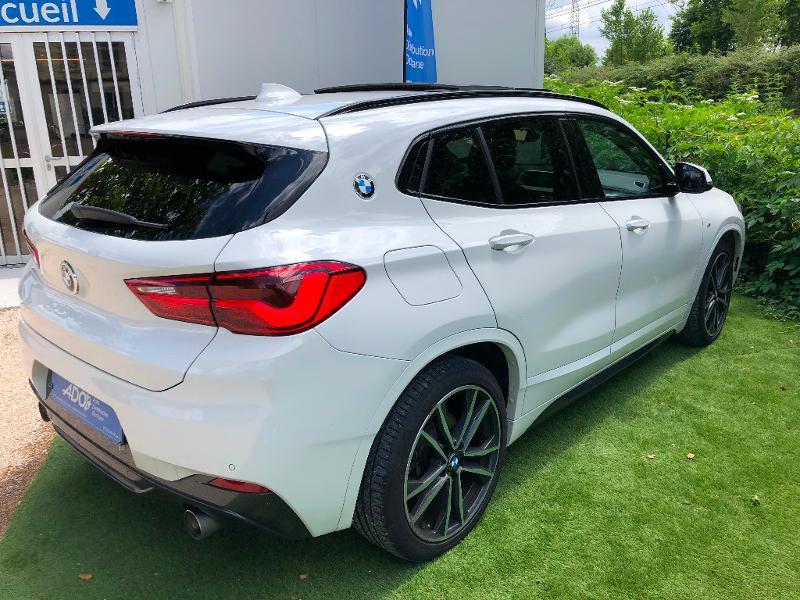 Photo 4 de l'offre de BMW X2 xDrive25dA 231ch M Sport à 33490€ chez ADO - Auto Distribution Occitane - Toulouse