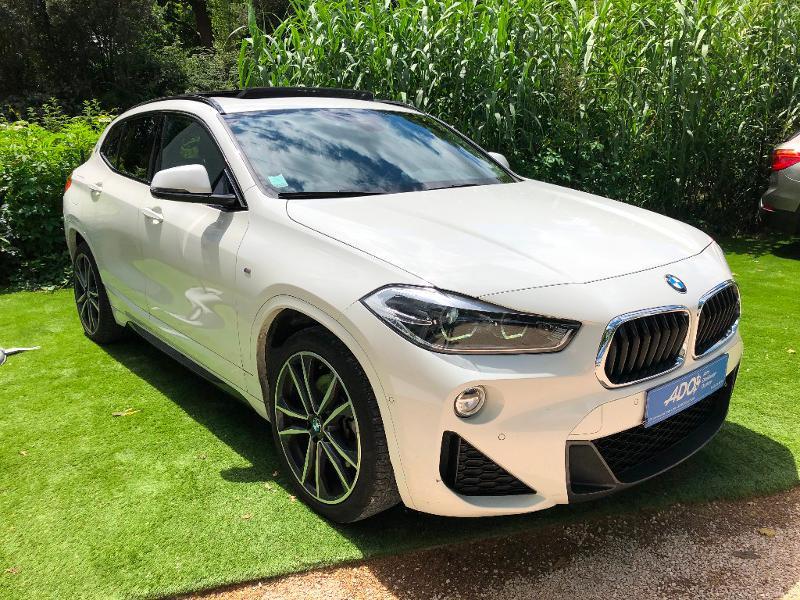 Photo 1 de l'offre de BMW X2 xDrive25dA 231ch M Sport à 33490€ chez ADO - Auto Distribution Occitane - Toulouse