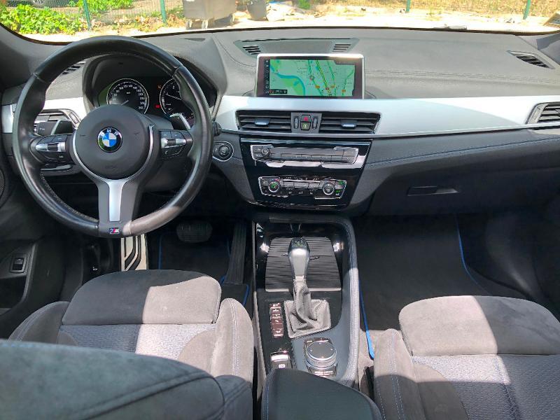 Photo 14 de l'offre de BMW X2 xDrive25dA 231ch M Sport à 33490€ chez ADO - Auto Distribution Occitane - Toulouse