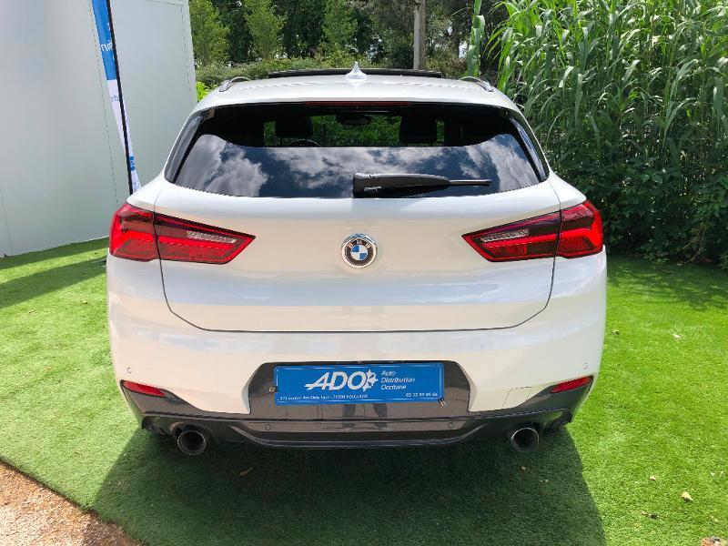 Photo 5 de l'offre de BMW X2 xDrive25dA 231ch M Sport à 33490€ chez ADO - Auto Distribution Occitane - Toulouse
