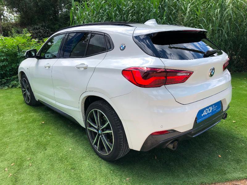 Photo 6 de l'offre de BMW X2 xDrive25dA 231ch M Sport à 33490€ chez ADO - Auto Distribution Occitane - Toulouse