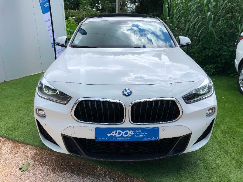 Photo 2 de l'offre de BMW X2 xDrive25dA 231ch M Sport à 33490€ chez ADO - Auto Distribution Occitane - Toulouse