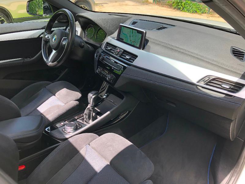 Photo 13 de l'offre de BMW X2 xDrive25dA 231ch M Sport à 33490€ chez ADO - Auto Distribution Occitane - Toulouse