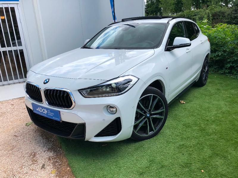 Photo 3 de l'offre de BMW X2 xDrive25dA 231ch M Sport à 33490€ chez ADO - Auto Distribution Occitane - Toulouse
